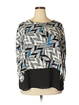 Alfani Short Sleeve Blouse Size 18W (Plus)