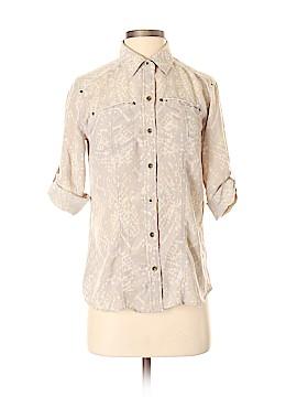 Calvin Klein Long Sleeve Blouse Size XS