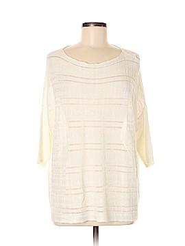 Marla Wynne 3/4 Sleeve Top Size M