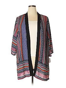 NY Collection Kimono Size 3X (Plus)