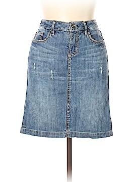 Converse One Star Denim Skirt Size 6