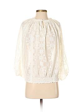 Melissa Odabash Long Sleeve Blouse One Size
