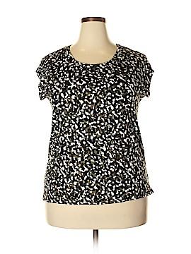 MICHAEL Michael Kors Short Sleeve T-Shirt Size 0X (Plus)