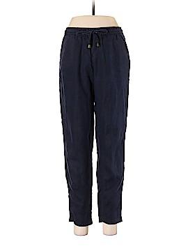 H&M L.O.G.G. Linen Pants Size 6
