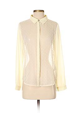 Lucy Paris Long Sleeve Blouse Size S