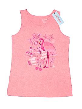 Cat & Jack Sleeveless T-Shirt Size 10 - 12