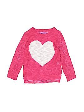 Aqua Pullover Sweater Size 2T