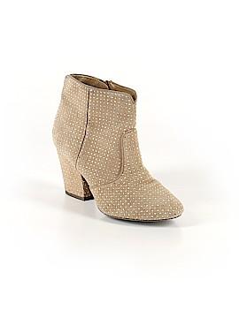 ShoeMint Ankle Boots Size 8