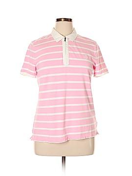 L-RL Lauren Active Ralph Lauren Short Sleeve Polo Size XL