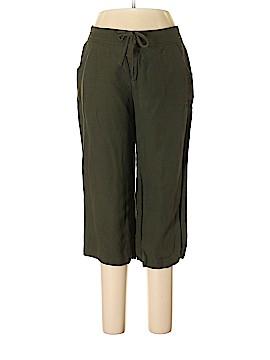 Coldwater Creek Linen Pants Size 10