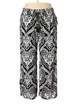 INC International Concepts Casual Pants Size 3X (Plus)
