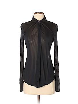 Rock & Republic Long Sleeve Button-Down Shirt Size XS