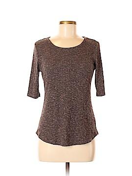 Apt. 9 3/4 Sleeve T-Shirt Size M