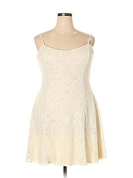 Deb Casual Dress Size 1X (Plus)