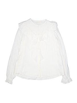 Zara Knitwear Long Sleeve Blouse Size 13 - 14