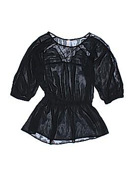 Xhilaration 3/4 Sleeve Blouse Size M