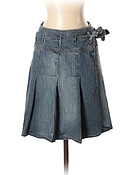 Burberry Denim Skirt Size 2