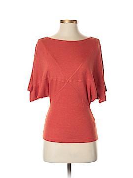 Bordeaux Short Sleeve Top Size XS