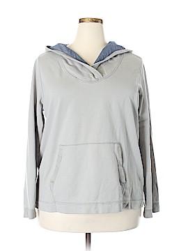 Lands' End Sweatshirt Size 1X (Plus)