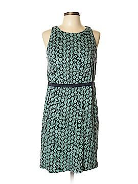 Ann Taylor LOFT Outlet Casual Dress Size L (Petite)