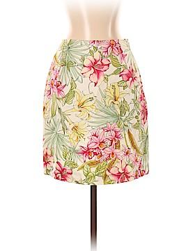 Boston Proper Silk Skirt Size 2