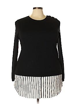 Lauren Active by Ralph Lauren Pullover Sweater Size 3X (Plus)