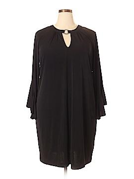 MICHAEL Michael Kors Casual Dress Size 2X (Plus)