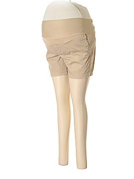 Old Navy - Maternity Khaki Shorts Size 6 (Maternity)