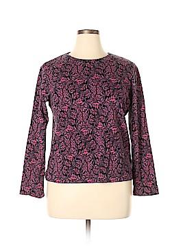 Croft & Barrow Sweatshirt Size XL