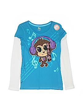SO Long Sleeve T-Shirt Size 16