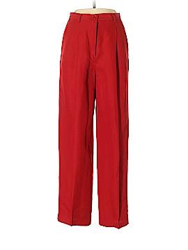 Petite Sophisticate Linen Pants Size 2
