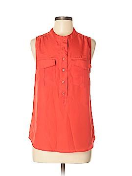 J. Crew Factory Store Sleeveless Blouse Size 8