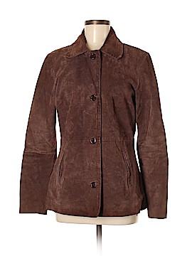 XOXO Leather Jacket Size M