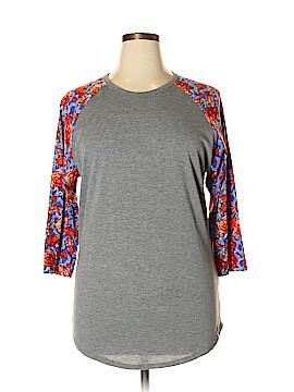 Lularoe 3/4 Sleeve T-Shirt Size XL