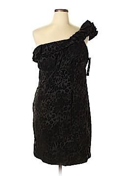 Snap Cocktail Dress Size 2X (Plus)
