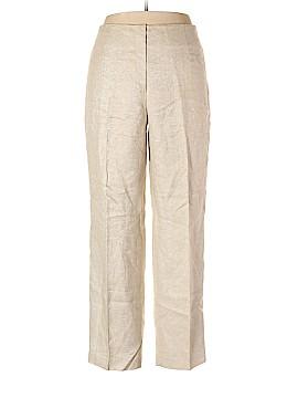 Talbots Linen Pants Size 16