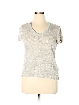 Massimo Dutti Short Sleeve T-Shirt Size XL