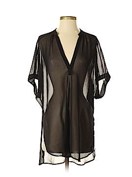 Trouve Short Sleeve Blouse Size S