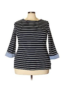 Nautica Long Sleeve Top Size XXL