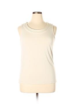 Amber Sun Sleeveless Top Size L