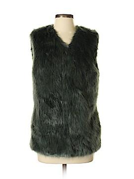 Laundry by Design Faux Fur Vest Size XS