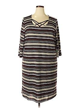 THML Casual Dress Size 2X (Plus)