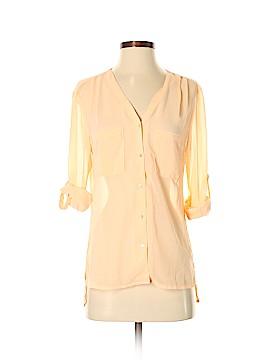 JJ Apparel Long Sleeve Blouse Size S