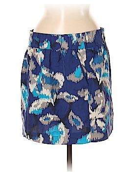Ann Taylor LOFT Silk Skirt Size M