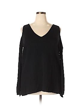 RACHEL Rachel Roy Pullover Sweater Size 1X (Plus)