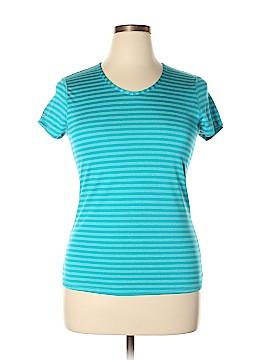 Danskin Short Sleeve T-Shirt Size L