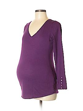 Motherhood Long Sleeve Top Size M (Maternity)