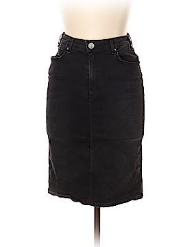 McGuire Denim Denim Skirt 31 Waist