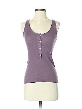 Hermès Sleeveless Silk Top Size XS