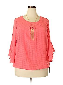 Alyx 3/4 Sleeve Blouse Size XL